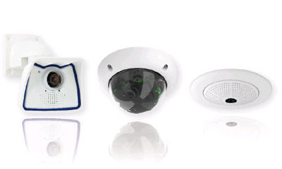 MOBOTIX shows 5MP light sensitive cameras D25, M25 and Q25
