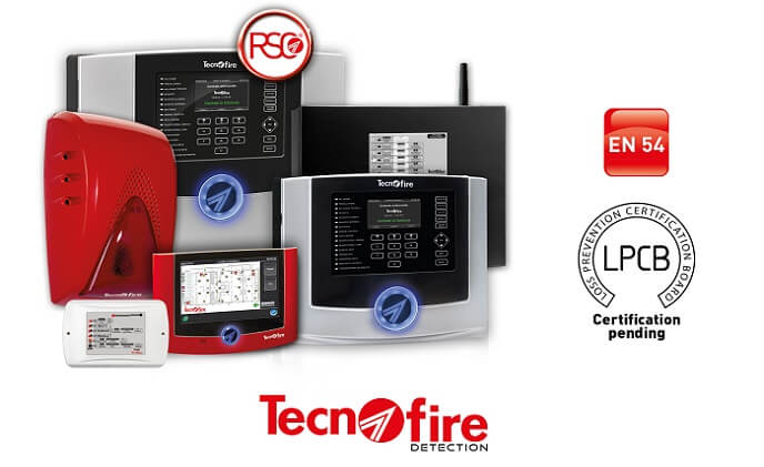 Tecnofire remote sensitivity control goes LPCB