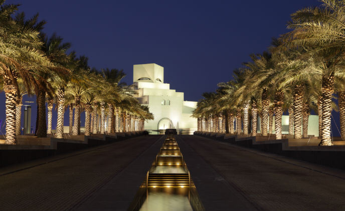 AMG Systems protects Museum of Islamic Art