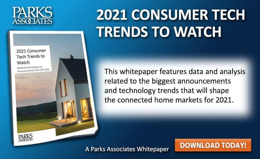 2021 consumer tech trends to watch