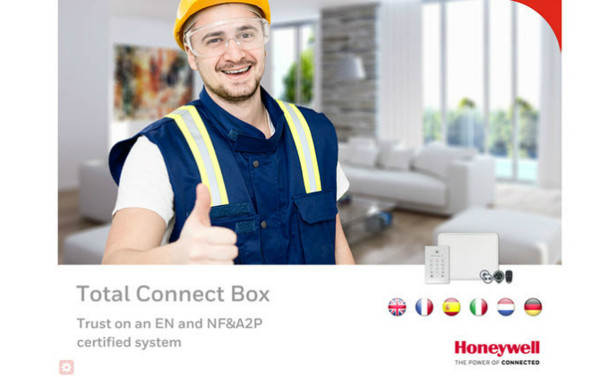 Honeywell extends connected home offering to enable self-monitoring and predictive maintenance