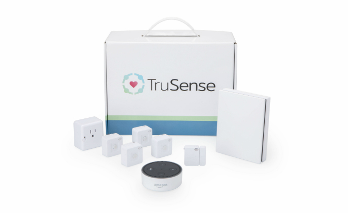 TruSense's new PERS device features GPS and Alexa integration