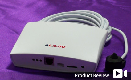 [VIDEO] Product Review: LILIN latest covert IP cam for discreet ATM surveillance