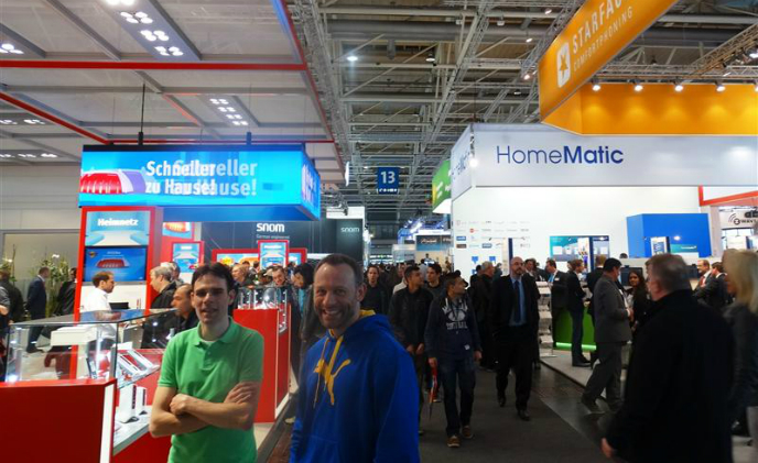 2015 smart home technology and designs in Europe
