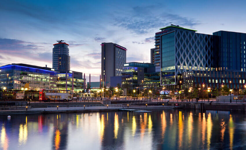 MediaCityUK selects Meyertech to deliver a unified security platform