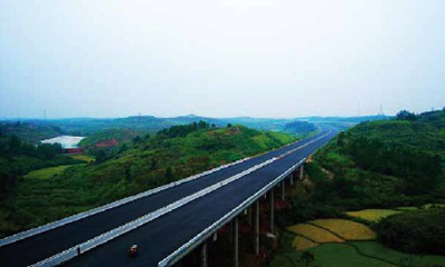 Chinese highway in Guangdong gets high-def