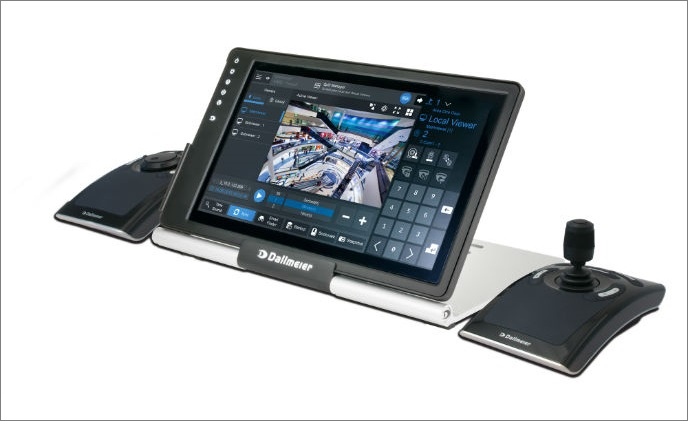 Dallmeier launches video management centre VMC-2 with touch screen