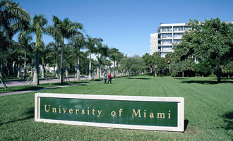 IQinVision Megapixel Cameras Patrol the University of Miami