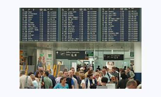Munich Airport Enhances Centralized Management through Axis Encoders