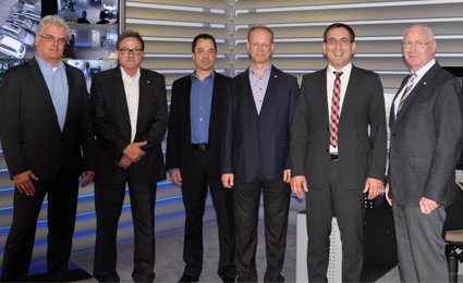 Dallmeier opens another VideoIP showroom at IPPI, Munich