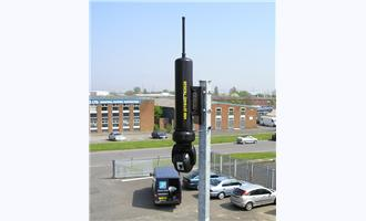 CBC Improves Industrial Estate Security in Northeast England