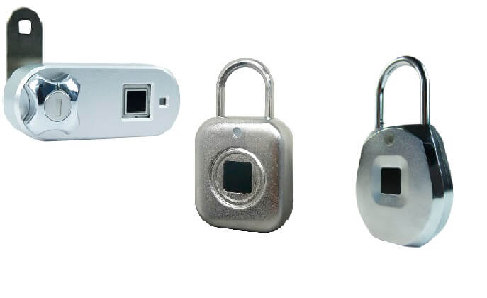 Jin Tay fingerprint locks