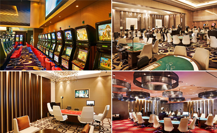 Korean luxurious casino deploys Webgate HD-CCTV solution
