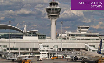 FLIR thermal cameras secure the perimeter of Munich Airport
