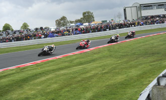 Tyco Security Products Races around UK Motorsport Circuits