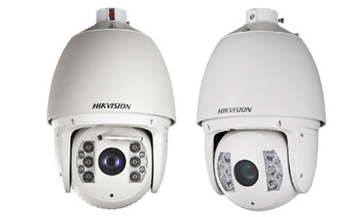 Hikvision launches 960H smart PTZ dome cams