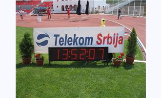 Serbia Stadium Captures 'Photo Finishes' With Arecont Megapixel Camera