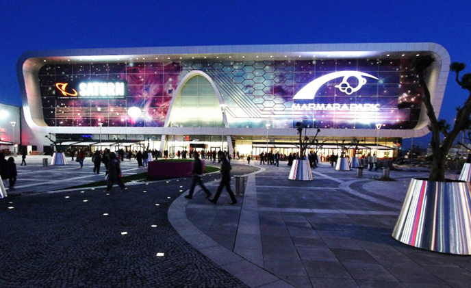Bosch delivers networked security solution for award winning shopping center in Turkey