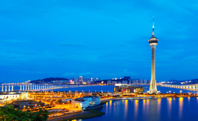 OT Systems to enhance transmission for Citizen Footbridge surveillance system in Macau