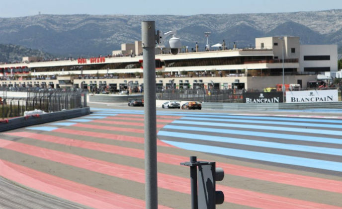 Circuit Paul Ricard stays ahead with Sony AV solutions