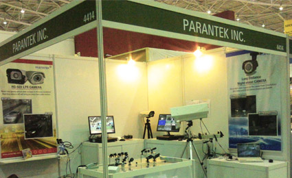 [Secutech2014] Korea30: Parantek from exquisite module design to LPR cameras