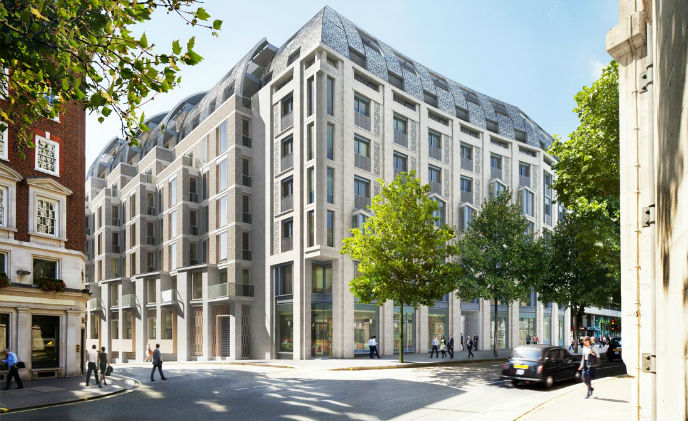 Urmet delivers IP video entry to high-end Central London development