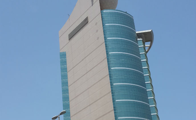 Bosch helps improve safety at Etisalat in Abu Dhabi