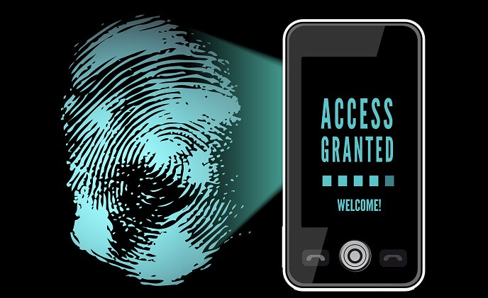 What are challenges and requirements of using mobile biometric devices