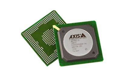 Axis announces ARTPEC-5 chip featuring high frame rate full HDTV