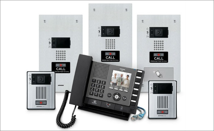 Aiphone's IX intercom system integrated with Lenel OnGuard