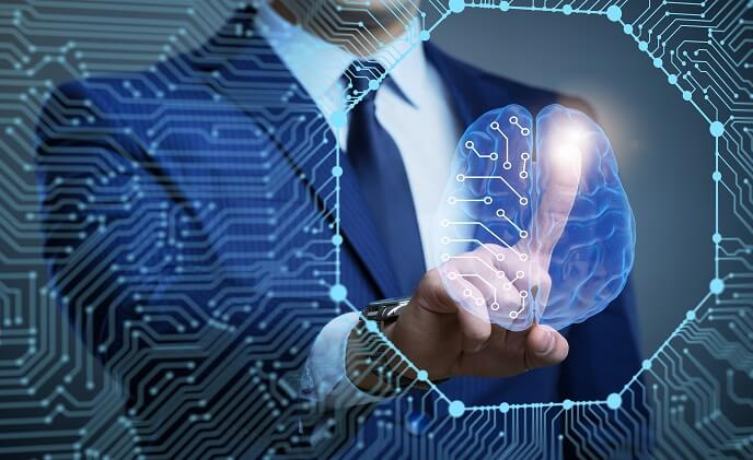 Tech advancements push growth of AI market