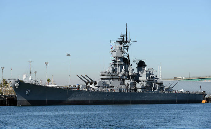 Arteco VEMS software helps safeguard naval treasure