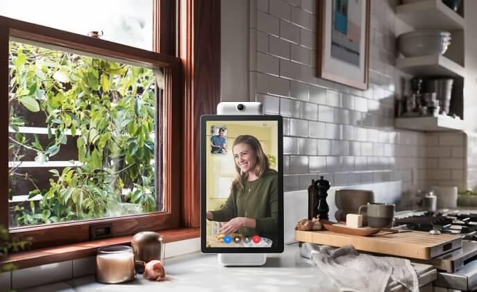Facebook Portal Video Call Amazon Alexa Asmag Com