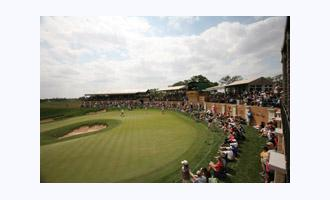 PGA Valero Texas Open Improves On-Site Security Using Axis Network Cameras