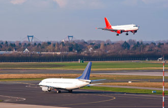 Pelco Upgrades US International Airport Surveillance Equipment