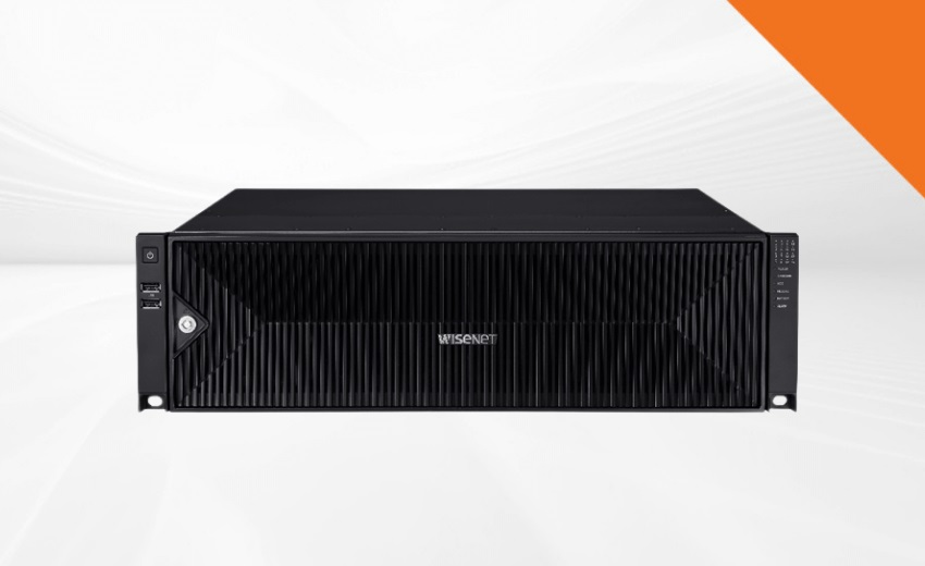 AI from edge to end. Hanwha Techwin to launch AI NVR lineups soon