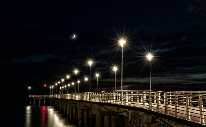 How smart street lighting can improve city