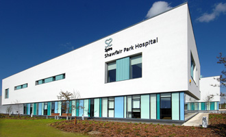 CEM Systems Gives UK Hospital A Security Pass