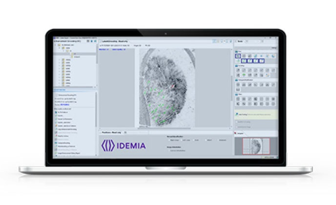 IDEMIA launches Case AFIS, the latent examination application