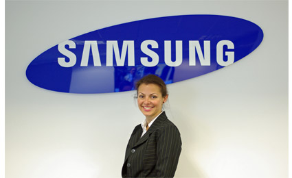 Samsung Techwin appoints Joanne Herman as Europe marketing manager