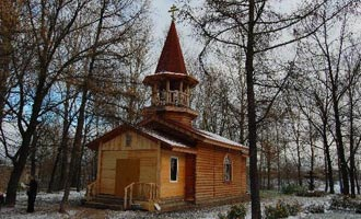 Russian Church Puts Faith in AxxonSoft Security Management