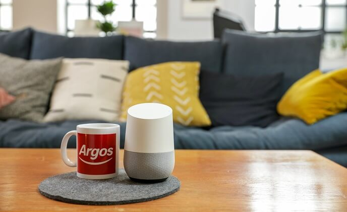 British retailer introduces voice shopping with Google Assistant