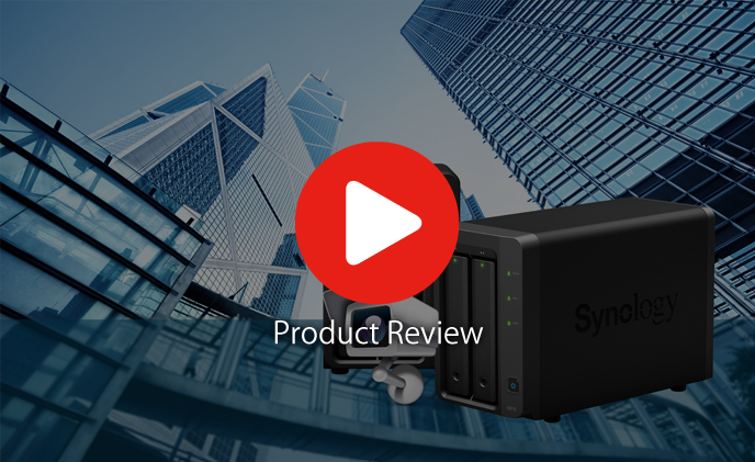 [Video] Product Review: Synology Surveillance Station presents refreshingly intuitive user experience