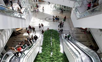 UK Shopping Mall Installs Megapixel System from Zada