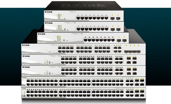 D-Link announces new features to line of smart managed Gigabit switches