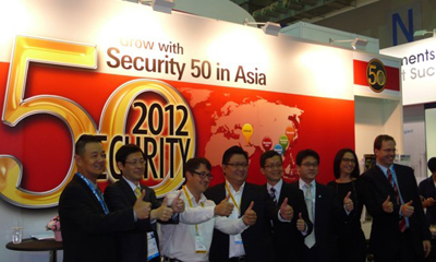 Grow with Security 50 in Asia