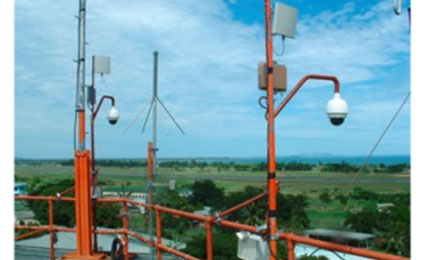ALCON wireless solution safeguards airport in Fiji