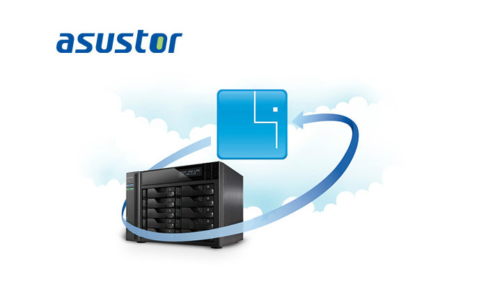 ASUSTOR announces support for ElephantDrive cloud backup service