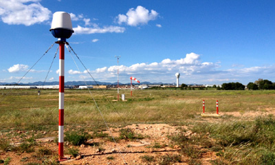 Navtech Radar AdvanceGuard Wide Area Solution implemented at Spanish Airport