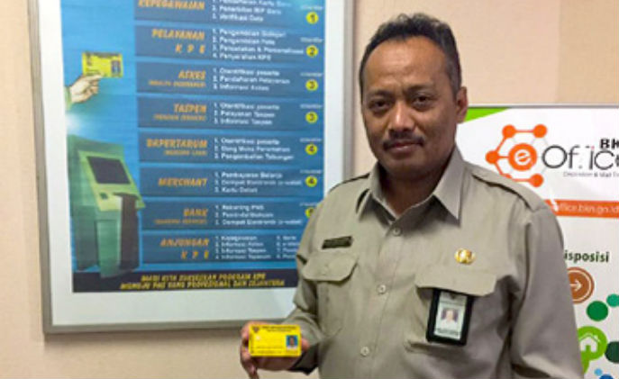 HID Global provide smart cards for National Civil Service Agency of Indonesia